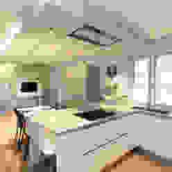 Moderne Küchen von architetto roberta castelli Modern