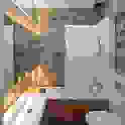 Rustikale Badezimmer von TONO BAGNO | Pasión por tu baño Rustikal