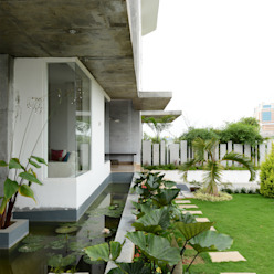 Residential Bungalow NA ARCHITECTS Modern houses