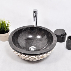 Umywalki z kamienia naturalnego od Industone.pl Egzotyczny