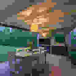 Casa El Paso I Jardines modernos: Ideas, imágenes y decoración de ARRILLAGA&PAROLA Moderno