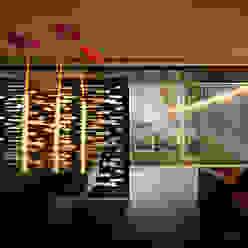 grupoarquitectura Portas e janelas minimalistas