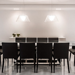 APTO GE Design Group Latinamerica Comedores de estilo moderno