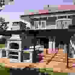 Ankara Villa Modern Evler RETA Architecture-Interior-Industrial Design Modern