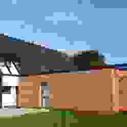 Maison ITE BBC Sarzeau HERVE COUEDEL Maisons modernes