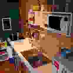 Cocina Guadalupe Larrain arquitecta Cocinas industriales