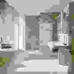 Rimini Baustoffe GmbH Mediterrane badkamers Tegels