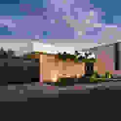 Casa O44 P11 ARQUITECTOS Casas modernas