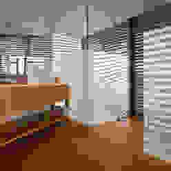 Moderne Wände & Böden von Serrano Monjaraz Arquitectos Modern