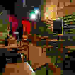 Área Terraza | Casa Gallo CÉRVOL Gastronomía de estilo rústico