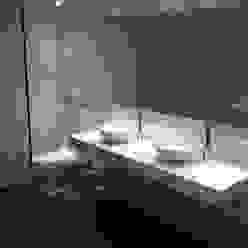AMR ARQUITECTOS Casas de banho modernas