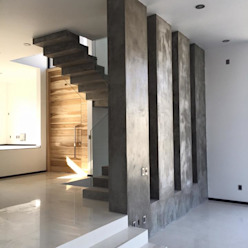 Moderner Flur, Diele & Treppenhaus von Arki3d Modern