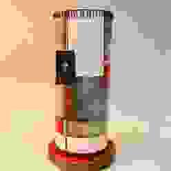 L'art hybride de CORES ART, mi-meubles mi-tableaux, quand la peinture sublime le matériaux. par CORES ART