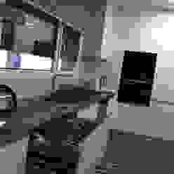 Cozinhas por medida 2 Ansidecor Cozinhas modernas Branco