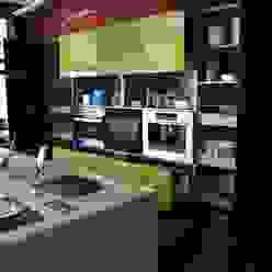 Cozinhas por medida 2 Ansidecor Cozinhas modernas Verde