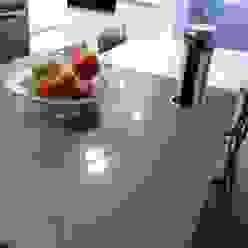 Cozinhas por medida 2 Ansidecor Cozinhas mediterrânicas Cinzento