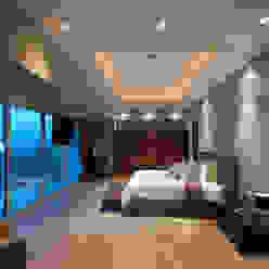 Departamento CGB ARCO Arquitectura Contemporánea Dormitorios modernos