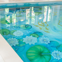 Swimming Pool - Bespoke Aqua Platinum Projects Classic style pool