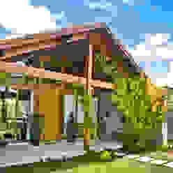 Carlos Eduardo de Lacerda Arquitetura e Planejamento Balcones y terrazas rurales