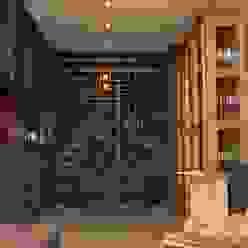 Marcelo Lopes Arquitetura Wine cellar