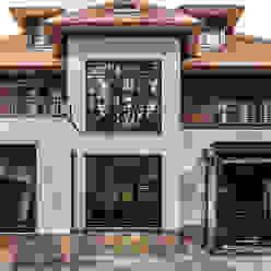 Дома в стиле кантри от DENOLDERVLEUGELS Architects & Associates Кантри