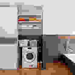 Elfa Project Photos : Storage solutions for every room Pamela Kilcoyne - Homify Bagno moderno