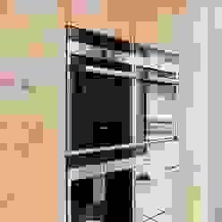 Klasyczna kuchnia od Talium madera y metal Klasyczny
