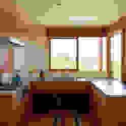 ダイチノイエ: toki Architect design officeが手掛けたキッチンです。,