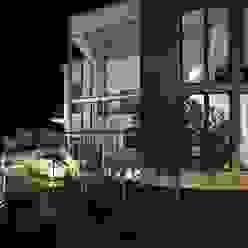 Diseño de vivienda unifamiliar Timotes- Mérida-Venezuela Diseño Store Casas modernas Multicolor
