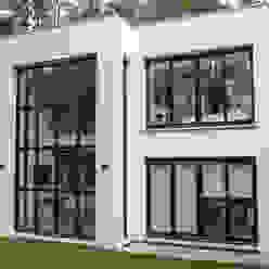 Maison Chennevières-Sur-Marne 2 Daniel architectes Maisons minimalistes