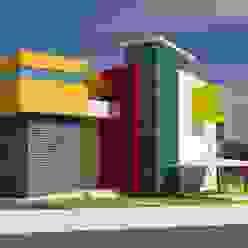 Forthcoming kindergarten school eSpaces Architects Modern schools