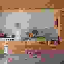 Casas unifamiliares ggap.arquitectura Cocinas modernas: Ideas, imágenes y decoración