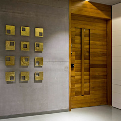 Pachani's residence Neogenesis+Studi0261 Modern windows & doors