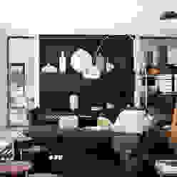 Living room Moderne woonkamers van Grand & Johnson Modern