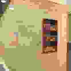 Fruteira e afins !!! Cozinhas mediterrâneas por Fernanda Moreira - DESIGN DE INTERIORES Mediterrâneo
