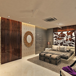 Eclectic style bedroom by homify Eclectic