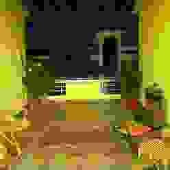 Balcony Modern balcony, veranda & terrace by Ansari Architects Modern