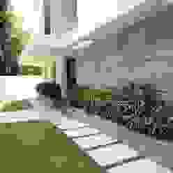 Landscape Ansari Architects Modern garden
