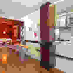 Johnny Thomsen Arquitetura e Design Cozinhas modernas