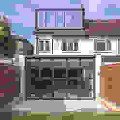East Dulwich 1 Moderne Häuser von Proctor & Co. Architecture Ltd Modern Glas