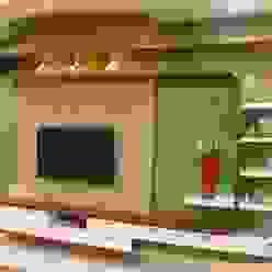 Modern living room by Dew Drops Modern