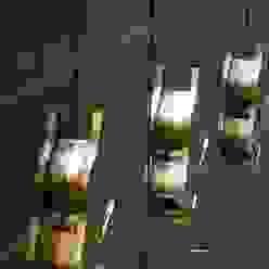 custom made handles Modern style bedroom by Ornate Consultants Modern