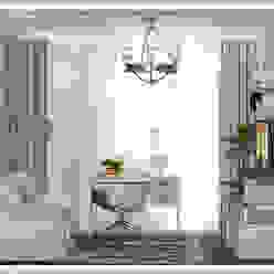 Гостевая спальня Вид 4 Спальня в классическом стиле от Рязанова Галина Классический