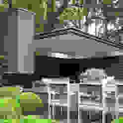 Arend Groenewegen Architect BNA Балкон и терраса в стиле модерн