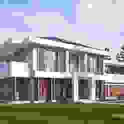 LK&Projekt GmbH Casas modernas