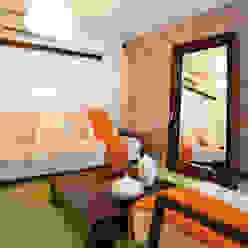 Nowoczesny salon od Objetos DAC Nowoczesny