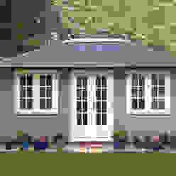 Summerhouse Klassische Garagen & Schuppen von Garden Affairs Ltd Klassisch Holz Holznachbildung