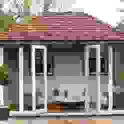 Summerhouse Klassischer Garten von Garden Affairs Ltd Klassisch Holz Holznachbildung