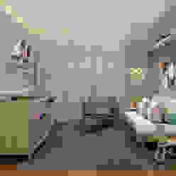 Quarto Laura Konverto Interiores + Arquitetura Quarto infantil escandinavo