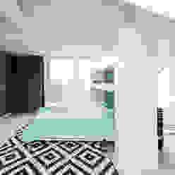Mooie woning in Denbosch Moderne slaapkamers van Bas Suurmond Fotografie Modern